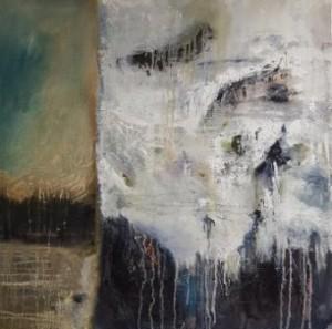 Oil on canvas, 75x75cm