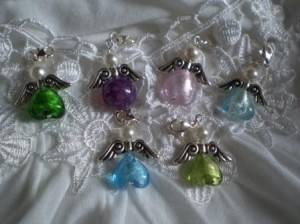 Angel pendants